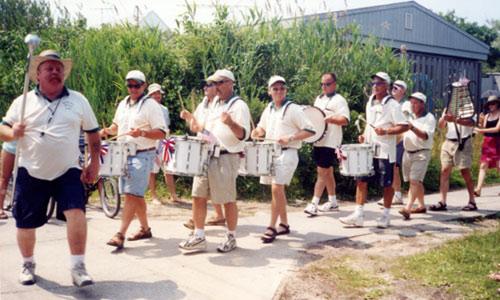Kismet-Parade Fire Island