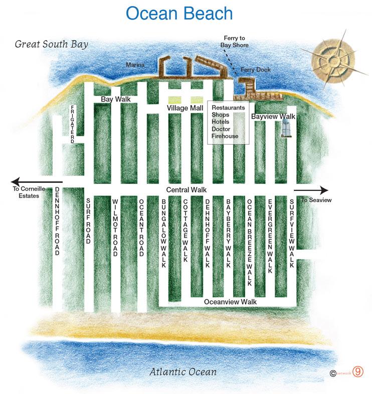 Ocean Beach Fire Island: Fire Island Finder